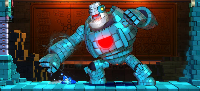 Mega Man 11 para Nintendo Switch ya tiene fecha