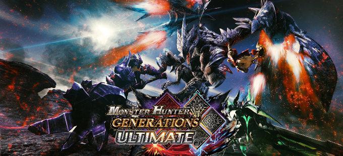 Monster Hunter Generations Ultimate para Nintendo Switch anunciado