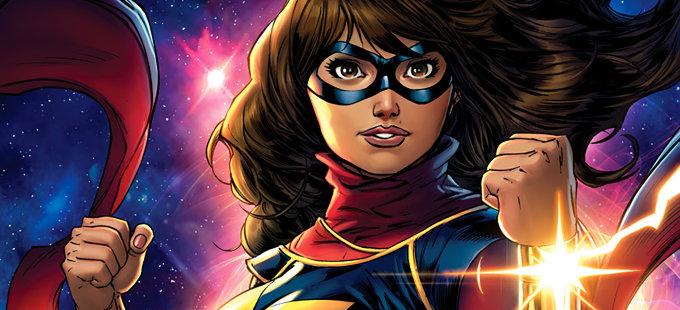 Ms. Marvel viene al Universo Cinemático de Marvel