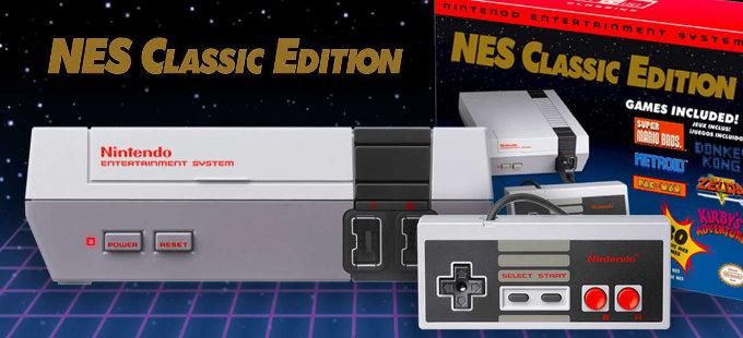 NES Classic Edition regresa el 29 de junio