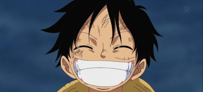 ¿Cómo se verá Luffy de One Piece dentro de muchos años?
