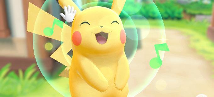Pokémon Let's Go Pikachu! & Eevee! para Nintendo Switch anunciados