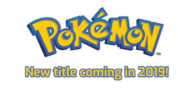 Pokémon para Nintendo Switch saldrá en 2019