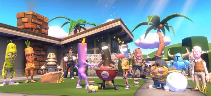 Runner3 para Nintendo Switch, con invitados especiales