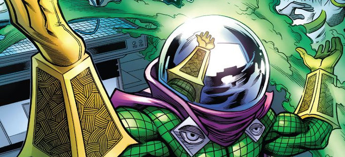 ¿Será Jake Gyllenhaal el villano Mysterio en Spider-Man: Homecoming 2?