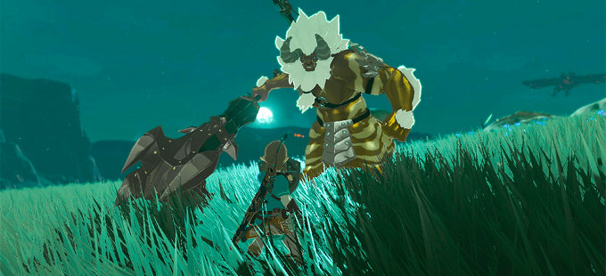 El nuevo The Legend of Zelda sigue su desarrollo