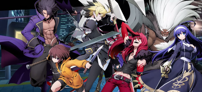 Under Night In-Birth, presente en BlazBlue Cross Tag Battle para Nintendo Switch
