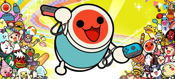 Taiko No Tatsujin: Nintendo Switch Version! soportará inglés