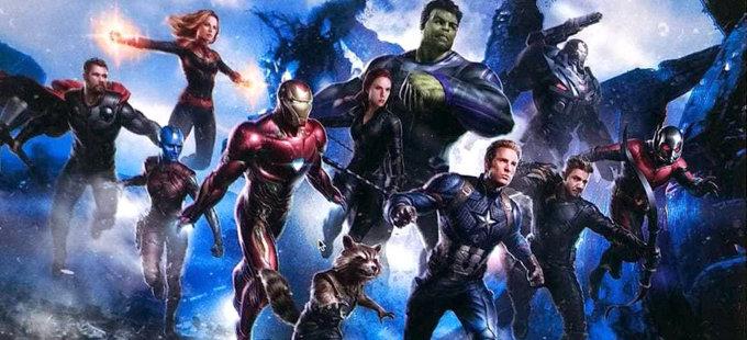 """Avengers 4, con un nombre oficial """"desmentido"""""""