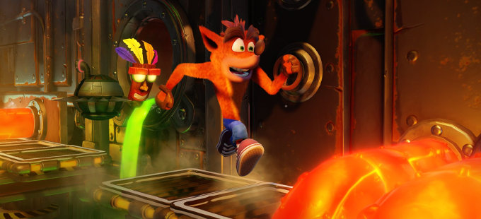 Crash Bandicoot N. Sane Trilogy para Nintendo Switch... ¿cómo inició?