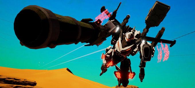 DAEMON X MACHINA para Nintendo Switch, heredero de Armored Core