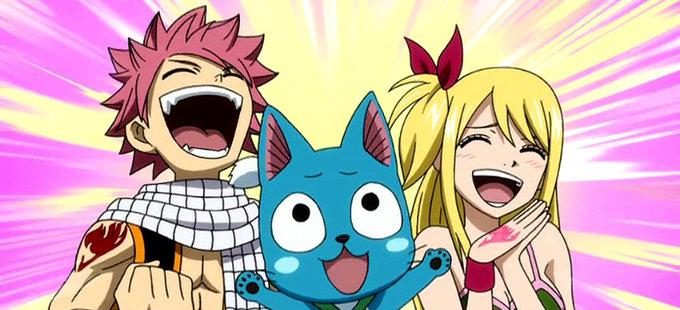 Fairy Tail City Hero, nueva aventura de Natsu, Lucy y Happy