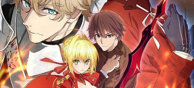 El especial de Fate/Extra Last Encore ya tiene fecha