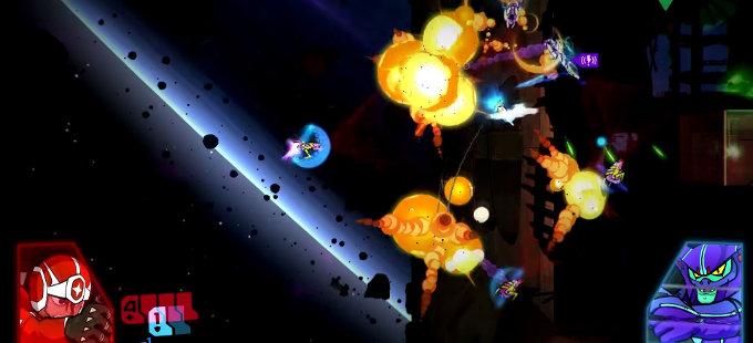 Galak-Z: Variant S para Nintendo Switch anunciado