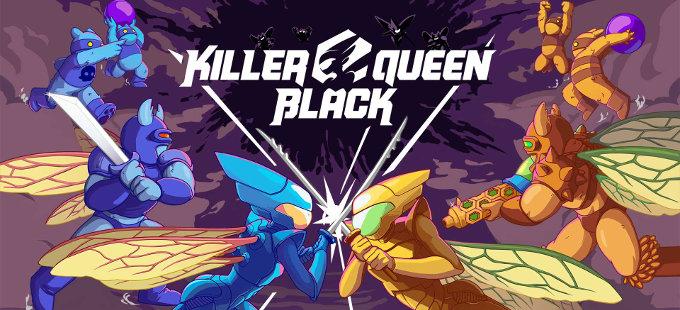 Killer Queen Black para Nintendo Switch, una interesante propuesta