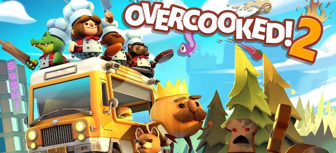 Overcooked! 2 para Nintendo Switch y sus novedades