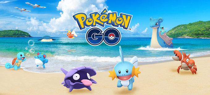 Pokémon GO consigue su Festival Acuático 2018