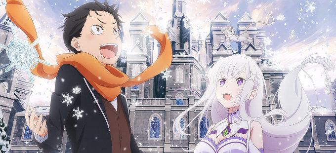 La OVA de Re:Zero Kara Hajimeru Isekai Seikatsu ya tiene fecha