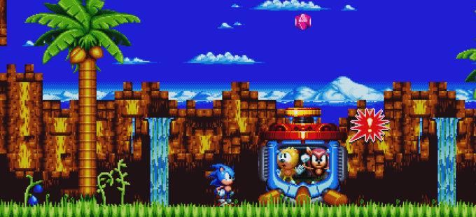 Sonic Mania Plus para Nintendo Switch, con mayor reto