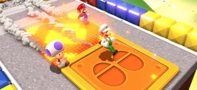 Super Mario es más rápido que Usain Bolt