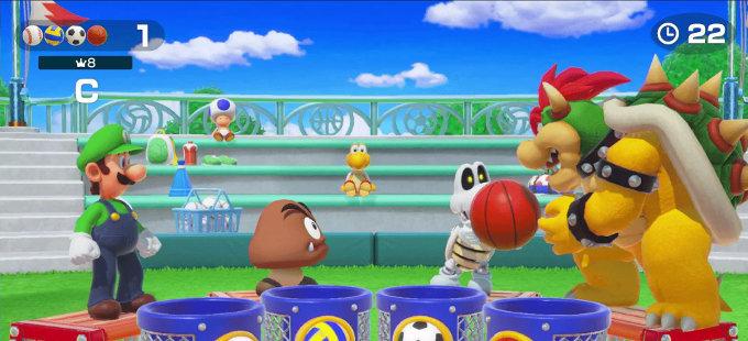 Super Mario Party para Nintendo Switch tendrá juego en línea
