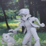 Figura de Red y Pikachu de Pokémon Blue & Red
