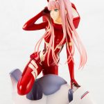 Figura de Zero Two de DARLING in the FRANXX de Kotobukiya