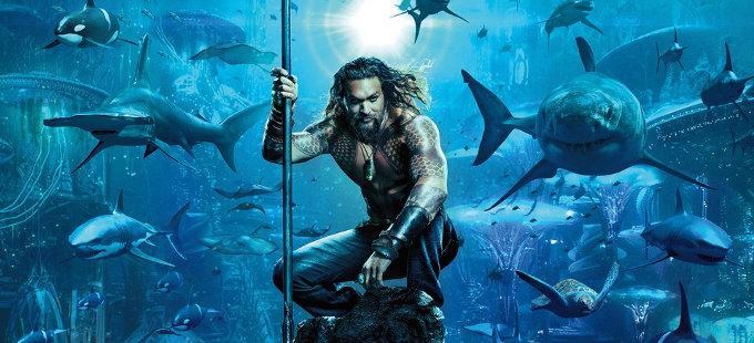 Aquaman, el inicio del Mundo de DC Comics