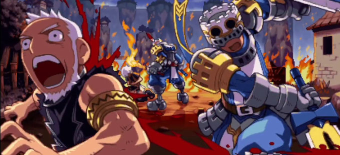 Dragon: Marked for Death para Nintendo Switch sale en invierno