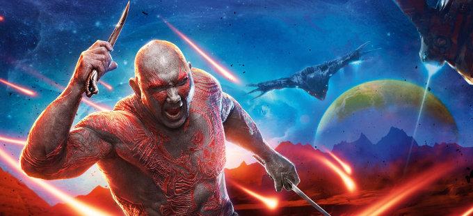 Drax el Destructor defiende a James Gunn