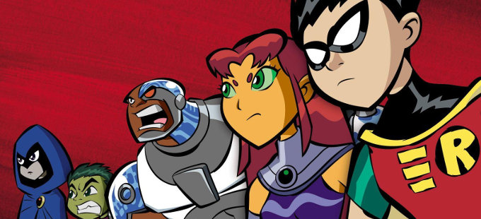 Los Jóvenes Titanes, ¿de regreso por Teen Titans Go!?