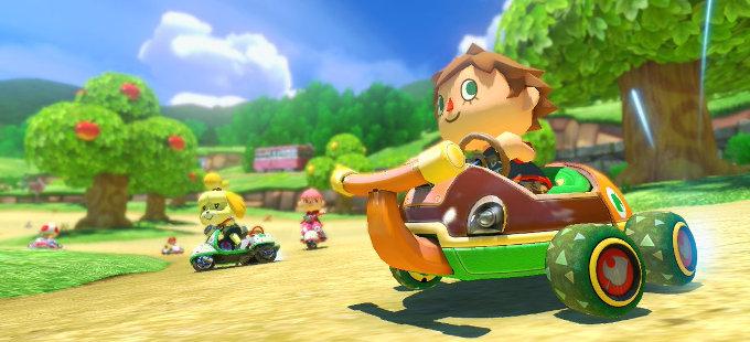 Mario Kart 8 Deluxe para Nintendo Switch tendrá nuevas actualizaciones