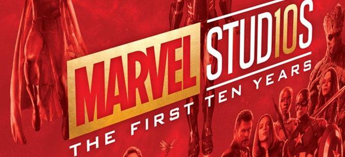 "Marvel Studios: The First Ten Years, la ""biblia"" del MCU"