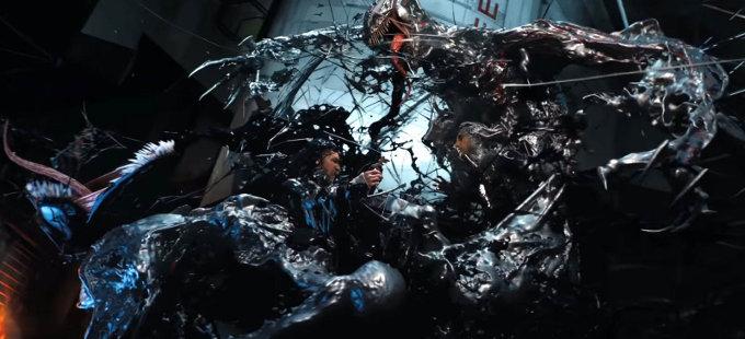 El nuevo tráiler de Venom presenta al feroz Riot