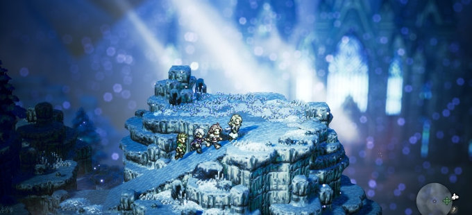 Octopath Traveler para Nintendo Switch sigue agotándose en Japón