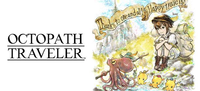 Octopath Traveler para Nintendo Switch es un éxito en Japón