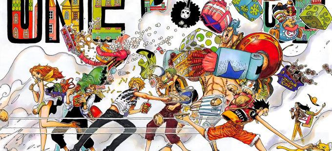 Manga de One Piece, en un 80% de su historia