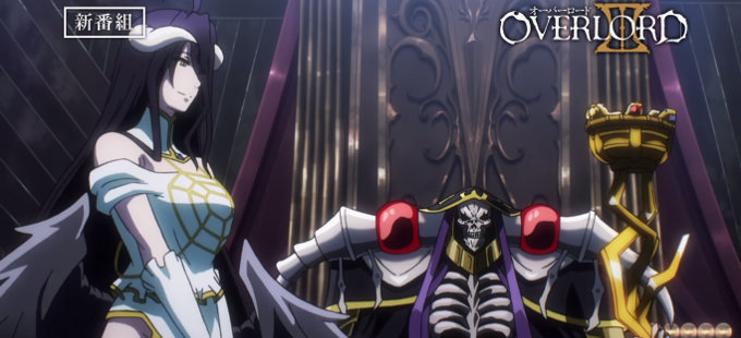 Tercera temporada de Overlord y la promoción de su estreno