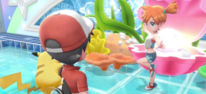 Pokémon Let's Go Pikachu! y Eevee! para Nintendo Switch, con nuevos detalles