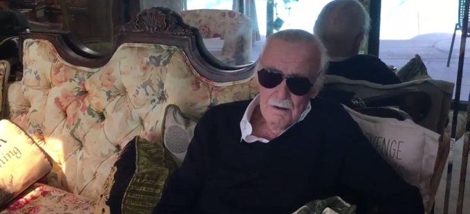 Stan Lee rinde testimonio acerca de Steve Ditko