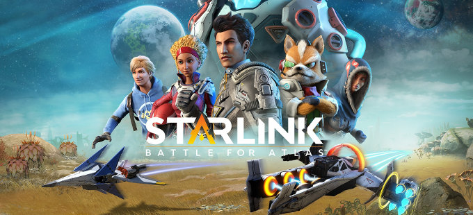 Starlink: Battle for Atlas para Nintendo Switch tendrá DLC