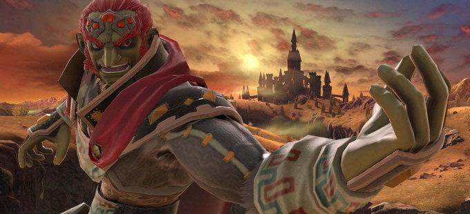 Super Smash Bros. Ultimate para Nintendo Switch en el EVO 2018