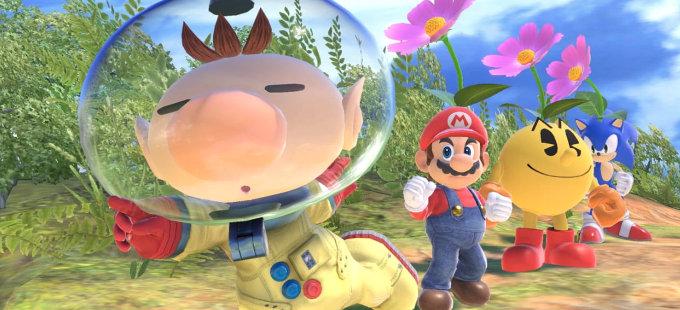 Super Smash Bros. Ultimate para Nintendo Switch y la importancia de los ítems
