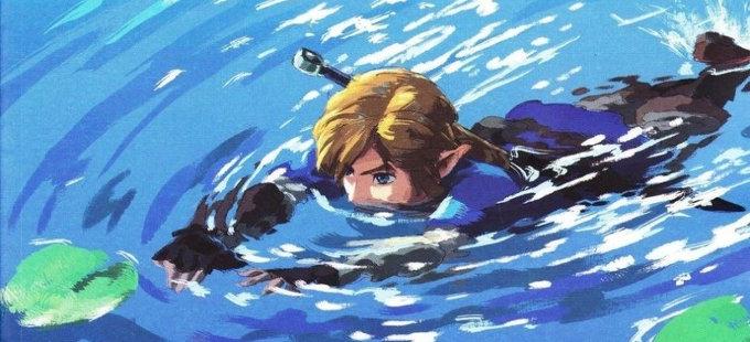 The Legend of Zelda: Breath of the Wild – Creating a Champion HC anunciada