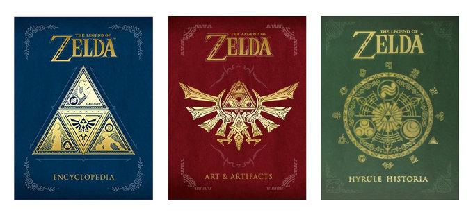 The Legend of Zelda: ¿Cómo llegaron sus libros a América?