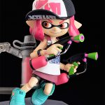 figma de Inkling Girl de Splatoon 2