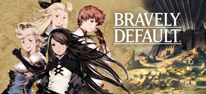 El libro The Art of Bravely Default sale en febrero del 2019