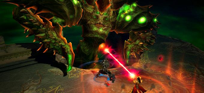 Diablo III para Nintendo Switch será a 60 fps siempre