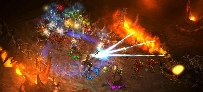Diablo III para Nintendo Switch, desarrollado por Iron Galaxy