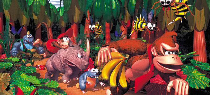 Donkey Kong Country y King K. Rool tenían nombres diferentes